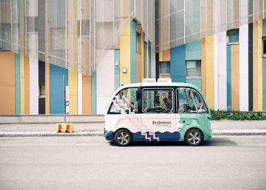 Parkeringsroboten